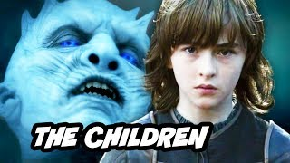 Game Of Thrones Season 4 - Children Of The Forest Explained