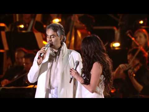 Andrea Bocelli & Sarah Brightman - Time To Say Goodbye.