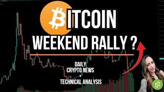 BITCOIN WEEKEND RALLY? - NULS GIVEAWAY (DROPIL SEC/CRYPTOCOM UPDATES)