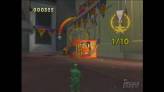 Army Men: Major Malfunction Xbox Gameplay - Plastic War