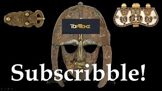 Top 10 Fascinating Facts about the Anglo-Saxons - Collaboration with TopTenz is Live!