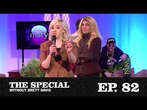 """The Special Without Brett Davis Ep. 82: """"Mary"""" with Fruit & Flowers"""