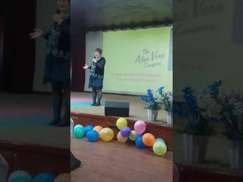 Мой спонсор Старший Менеджер Сауле Баекенова