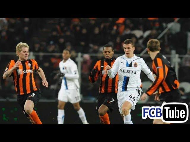 2009-2010 - Europa League - 09. Groep J Match 5 - Shakhtar Donetsk - Club Brugge 0-0