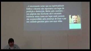 24/10/2010 - (01/03) - Procurando Deus, Salmo 63 - Igreja Cabo Verde