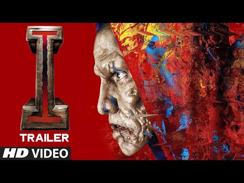 Official : 'I' Theatrical Trailer in Hindi | Aascar Films | Shankar, Chiyaan Vikram, Amy Jackson