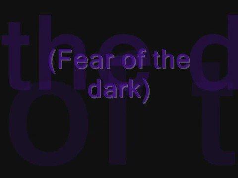 Iron Maiden - Fear of the Dark (Lyrics)