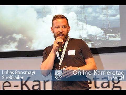 "Lukas Ransmayr, Shelfsailor:""Digitale Alphabetisierung des Marketings - jetzt Programmieren lernen?"