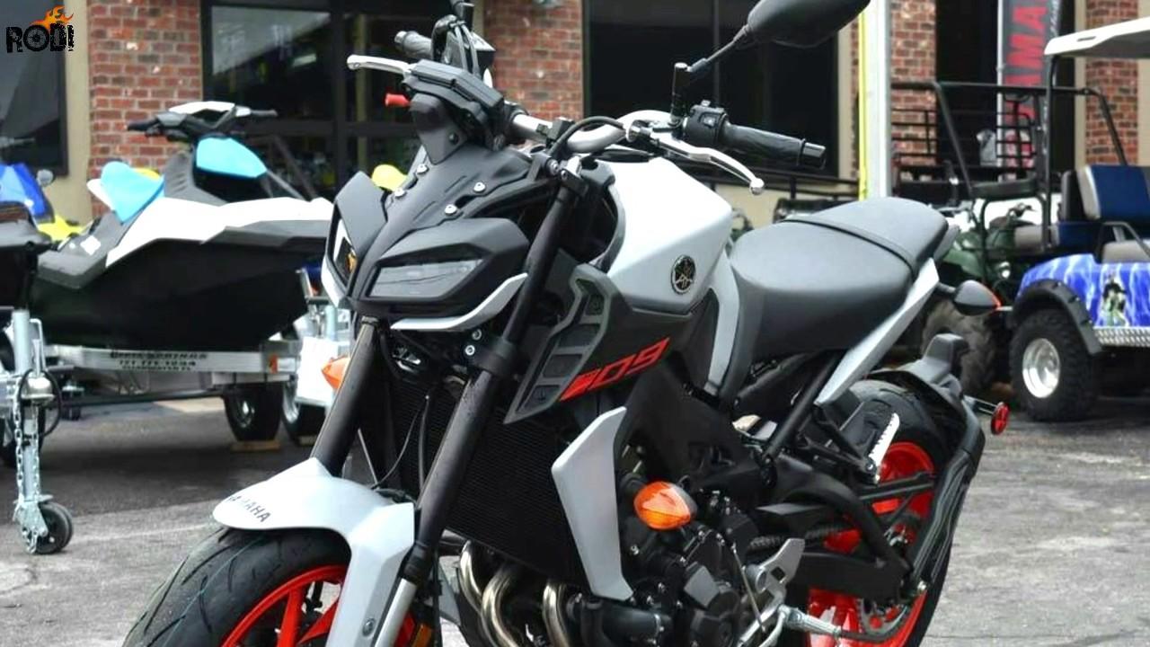 2019 Yamaha Hyper Naked Lineup First Look: MT-10, MT-09, MT-07