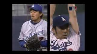 MLB 2003 開幕   野茂英雄:石井一久