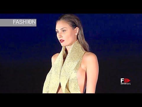 SABRINA PERSECHINO ALTA MODA Frammenti 20^ Civitavecchia - Fashion Channel