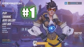 OVERWATCH - GAMEPLAY - EPISODE 1 (HD)