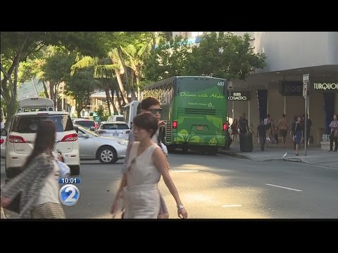 Council considers dedicated group to oversee traffic, ease congestion in Waikiki