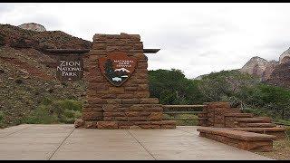 Zions National Park Utah