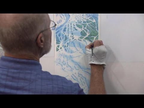 """James Niehues, the """"Michelangelo of snow"""""""