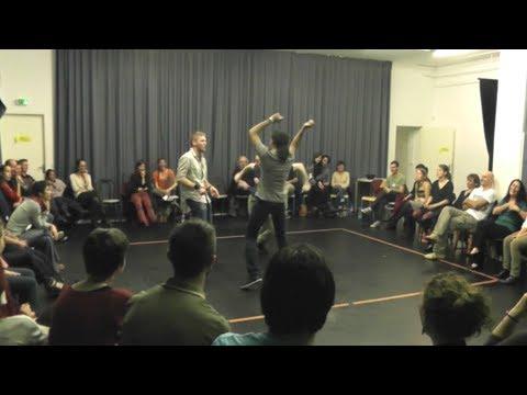 CHANT POUR TOUS - 8 Novembre 2013, Danse... Improvisations & CircleSongs, Arts en Scène, Lyon