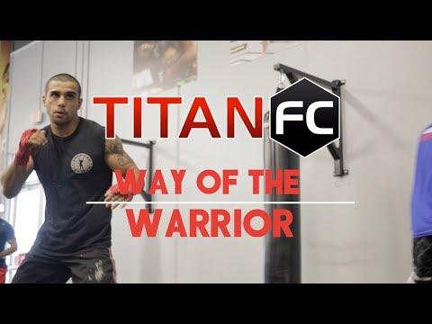 Titan FC 45 - Way Of The Warrior - Raush Manfio