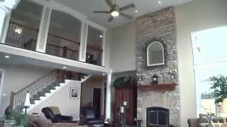 Tour of the Grand Amanda Custom Home Model by Joe Keim