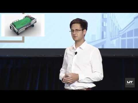 Leaf Healthcare -   Wearable Technologies Conference (2015)