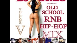 ✅  OLD SCHOOL RNB HIP-HOP MIX 90's  VOL.5