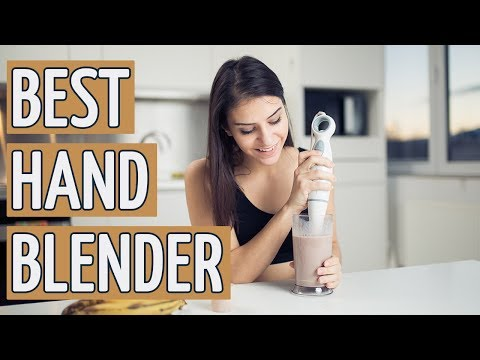 ⭐️ Best Hand Blender: TOP 11 Hand Blenders Of 2018 ⭐️