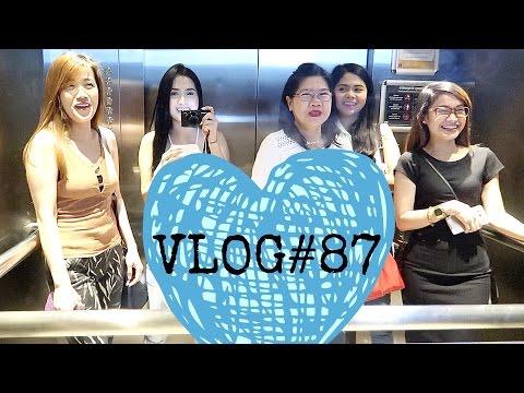 VLOG#87: Dubai Bonding Mga Bes! | Anna Cay ♥