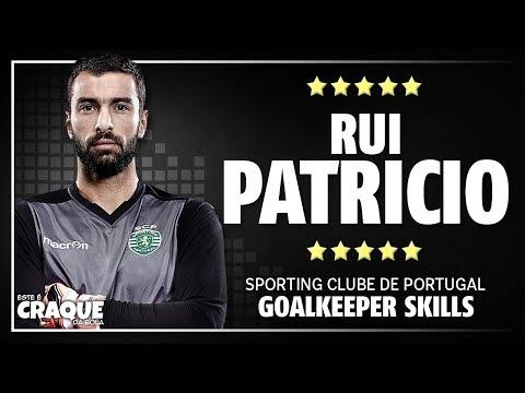 RUI PATRÍCIO ● Sporting CP ● Goalkeeper Skills