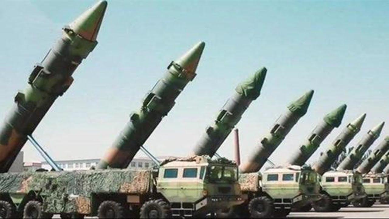 進入一級戰備的中國有多強?24小時不斷警戒。面對任何國家都能作戰 - YouTube
