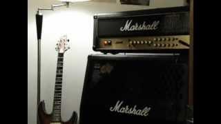 Marshall JVM 210H Metal Settings