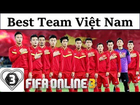 I Love FO3 | Xây Dựng Đội Hình Team Color VIỆT NAM | Review Huỳnh Đức VNL- Công Minh VNL & Dàn Đệ Tử