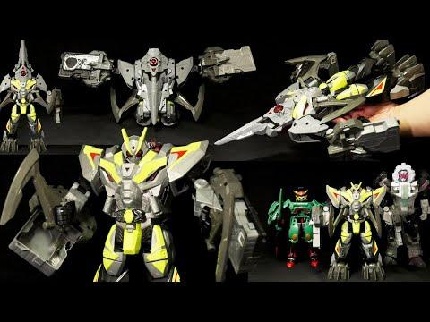 「3モードに変形!」仮面ライダーゼロワン【DXブレイキングマンモス&ブレイキングマンモスプログライズキー】 Kamen Rider Zero One [DX Breaking Mammoth]