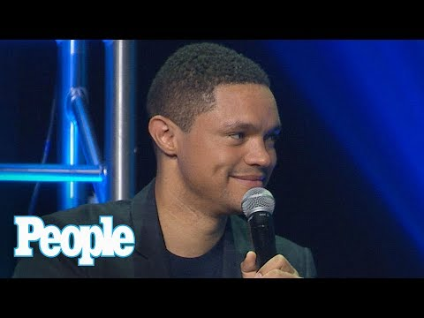 The Daily ' Host Trevor Noah On His Dating Life: 'Never Open With A Joke'  People NOW  People