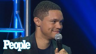 The Daily Show' Host Trevor Noah On His Dating Life: 'Never Open With A Joke' | People NOW | People