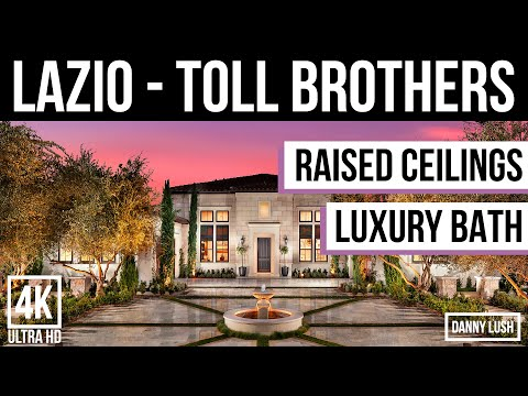 Lazio by Toll Brothers - New Homes for Sale in Southern California