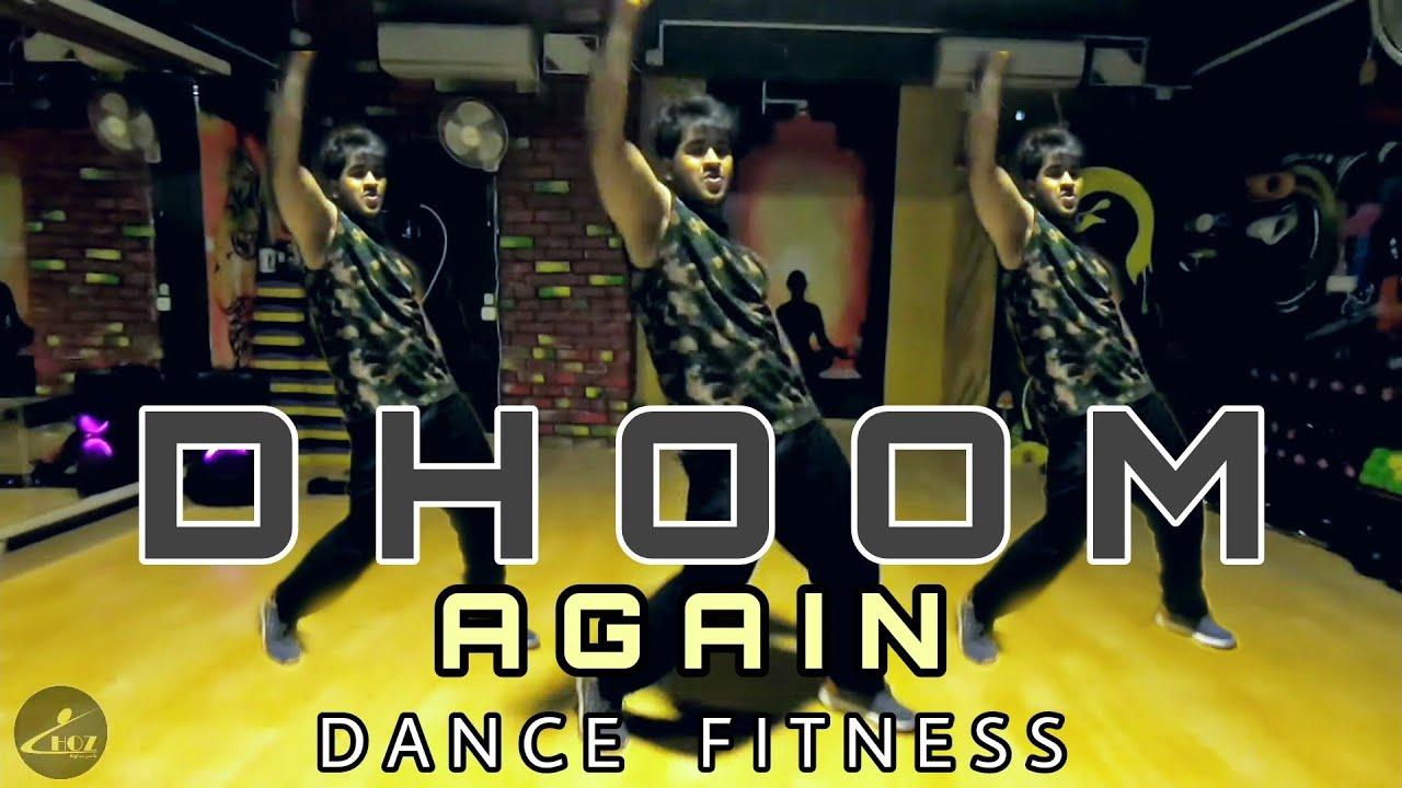 Dhoom Machale Dance Choreography || High On Zumba