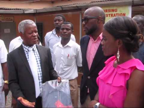Elite Club of London Donates To Accra Psychiatric Hospital
