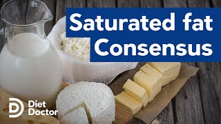 Limits on saturated fats not supported by quality evidence