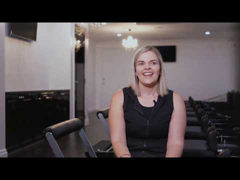 Studio Pilates Franchisee Davina Lacey shares her story with us