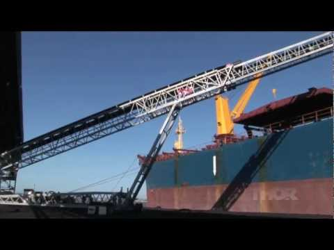Ship Loading Coal by Thor Global
