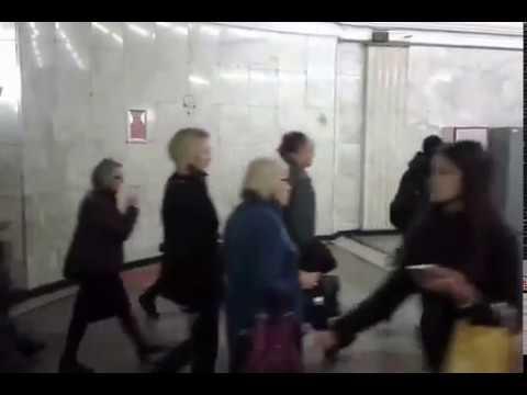 Музыка в московском метро. Москва. Станция Театральная.16.05.2017