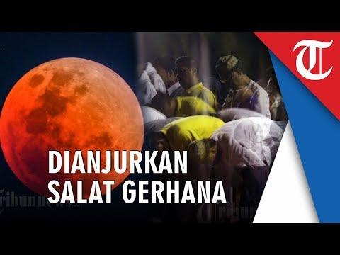 Banyak keutamaan dari solat gerhana bulan (khusuf) ini semoga bermanfaat..