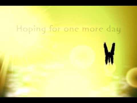 A Change Of Pace - I'm Alive (lyrics)