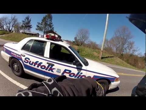 police bugging me