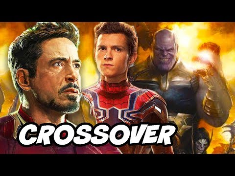 Avengers 4 Spider-Man Far From Home Crossover Characters and Backstory Confirmed