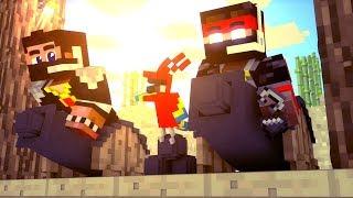 - Когда деревья рубят тебя Пиратские приключения 6 MineCraft