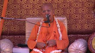 Vyasa Puja Lecture by HH Gopal Krishna Goswami Maharaj on 27th August, 2019(Morning Session)