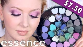 $7.50 ESSENCE Drugstore Eyeshadow Palette Review