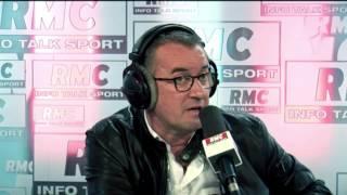Christophe Dechavanne s'en prend à Touche Pas A Mon Poste en direct sur RMC Video