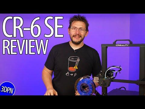Creality CR-6 SE Review // Should You Back It On KICKSTARTER?