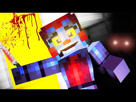 FNAF Sister Location - EVIL BABY! (Minecraft Roleplay) Night 1